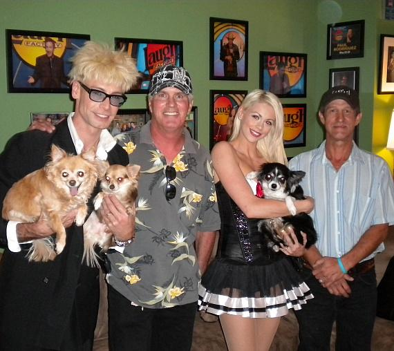 """Murray and Chloe to Host """"Beggin' For Magic"""" Benefit Performance for 'Friends For Life Humane Society' August 14"""