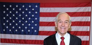 Ron Paul Attends Las Vegas Campaign Office Grand Opening