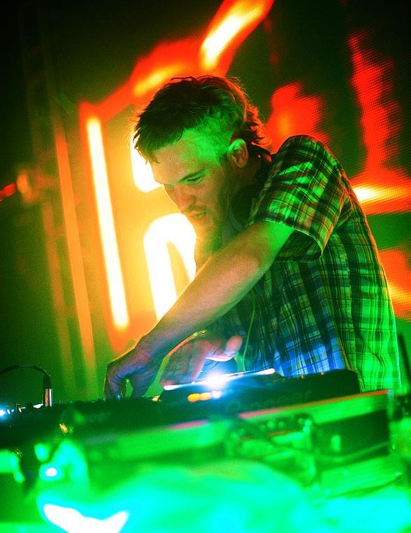 Rusko launches Las Vegas residency at Rain Nightclub