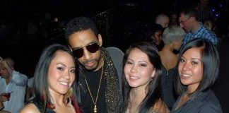 Ryan Leslie and fans