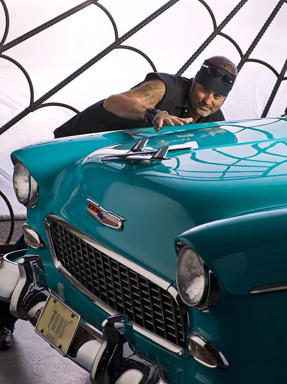 "'On Air with Robert & CC' to Interview Danny ""Count"" Koker of Counting Cars at PBR Rock Bar Dec. 14"