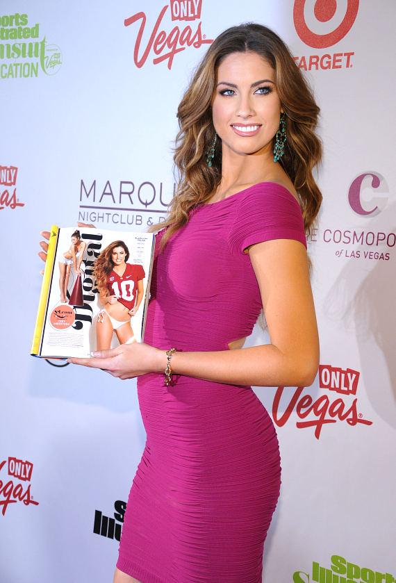 Katherine Webb at Marquee