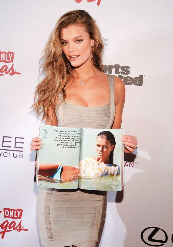 Sports Illustrated Swimsuit Model at Marquee