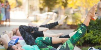 "Las Vegas First ""Bark and Barre"" Yoga Class to Take Place on Oct. 14"