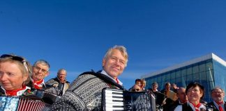 Nearly Two Dozen Accordionists to Perform Scandinavian Music in Las Vegas Oct. 4