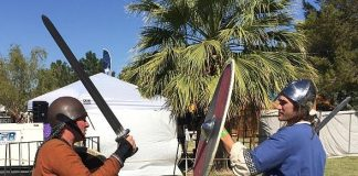 Learn to Fight like a Viking! Free Sword-Fighting Workshop Set for April 14