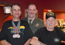 Support Special Olympics Athletes with a Tip-a-Cop at Local Claim Jumper Locations