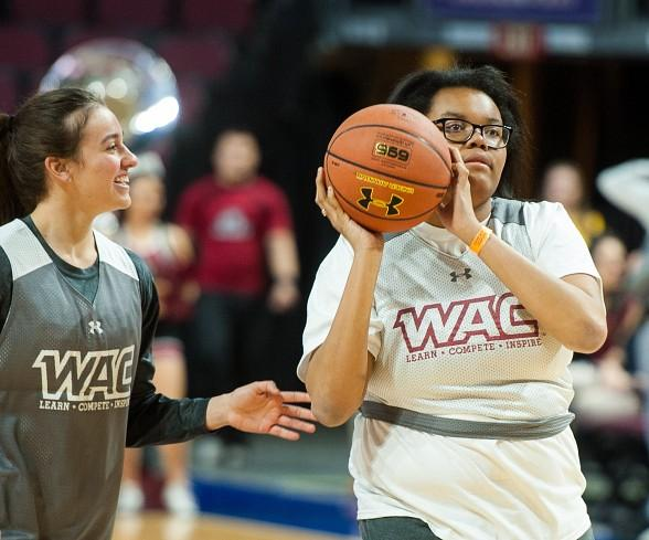 Special Olympics Nevada Unified Athletes Earn the Spotlight During Halftime of WAC Championship Games