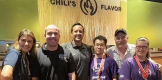 Chili's Grill & Bar to Host Tip-A-Cop Fundraiser to Benefit Special Olympics