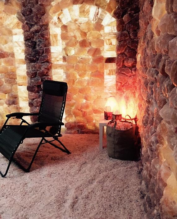 Salt Room LV brings a salt wellness therapy to Summerlin
