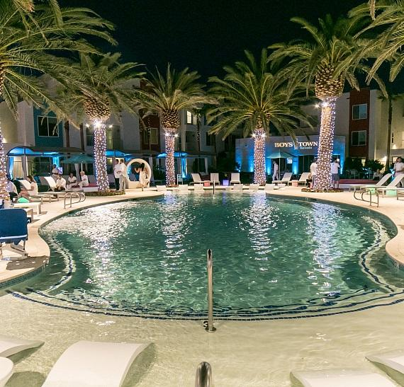 South Beach Resort Hosts Grand Opening Event and Raises Money for Boys Town