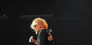 Sammy Hagar performs at Vegas Rocks! Magazine Awards Show