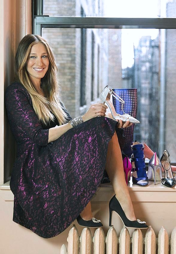 Sarah Jessica Parker to Visit SJP by Sarah Jessica Parker Boutique at Bellagio Resort & Casino August 16