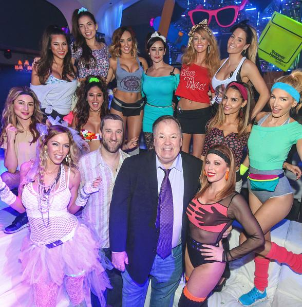 """Dustin Diamond and Dennis Haskins Host """"Saved by the XIV"""" at Hyde Bellagio"""