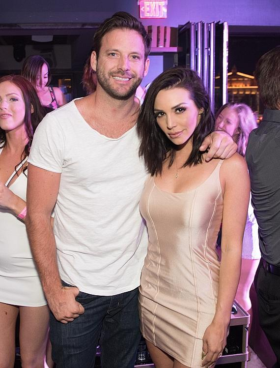 Brody Jenner and Scheana Marie Celebrate Memorial Day Weekend at Hyde Bellagio Las Vegas