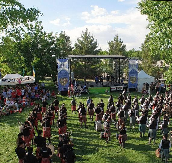 Las Vegas Highland Games Confirmed For April 2019