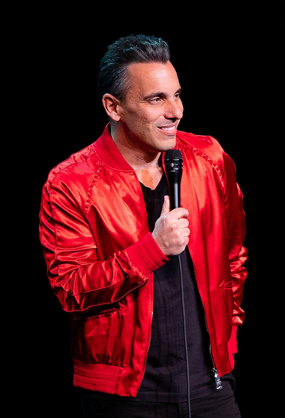 "Sebastian Maniscalco Makes Wynn Las Vegas Debut with Back-to-Back Performances of His ""Stay Hungry"" Tour at Encore Theater"