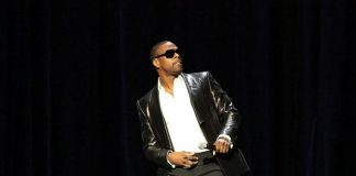 Chris Tucker Performs at the Pearl at Palms Casino Resort