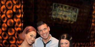 Boxer Sergio Martinez Knocked Out by Viva ELVIS by Cirque du Soleil in Las Vegas
