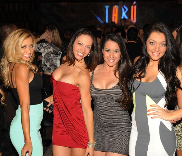 Sexy Swimsuit Ladies of Miami at Tabu Ultra Lounge