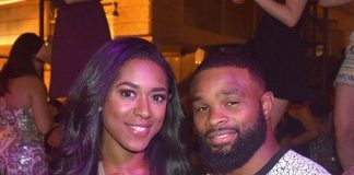 UFC Fighters, Shaunie O'Neal and Miss Canada Spotted at Chateau Nightclub & Rooftop at Paris Las Vegas