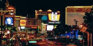 Will Las Vegas Be Left Behind?