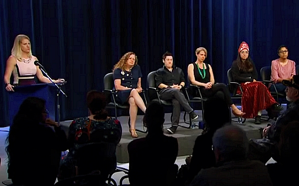 """Vegas PBS Holds """"Women, War & Peace II"""" Screening and Town Hall Event with Special Guest Filmmaker, Philanthropist, and Producer, Abigail Disney"""