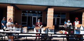 Station Casinos Donates Over 120 Pallets of Food to Local Charities