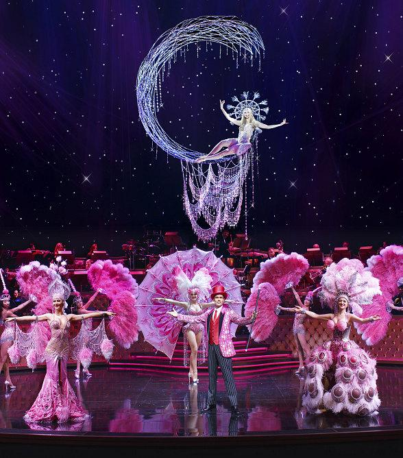 """Steve Wynn's ShowStoppers"" at Wynn Las Vegas Adds New Numbers to Musical Catalogue"