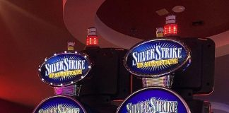 Silver Strike Slot Machines Return to The Plaza Hotel & Casino in Las Vegas