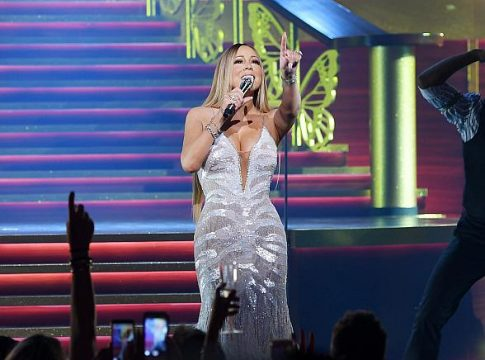 "Mariah Carey Returns to The Colosseum at Caesars Palace This Week With Her Headlining Las Vegas Residency ""The Butterfly Returns"""