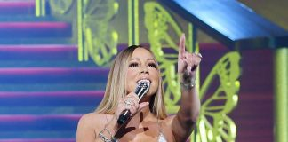 """Mariah Carey Announces Return to The Colosseum at Caesars Palace in November 2019 with """"All I Want for Christmas Is You"""""""