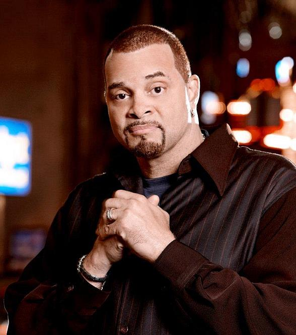 Sinbad Returns to Showcase His Unique Comedy Style at The Orleans Showroom August 16-17