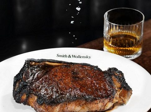 Smith & Wollensky Welcomes the Return of Their Annual Steak & Whiskey Event