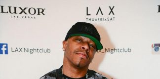 LAX Nightclub Welcomed Sisqo as the Latest Artist Headlining the Venue's Famed Throwback Thursday Series