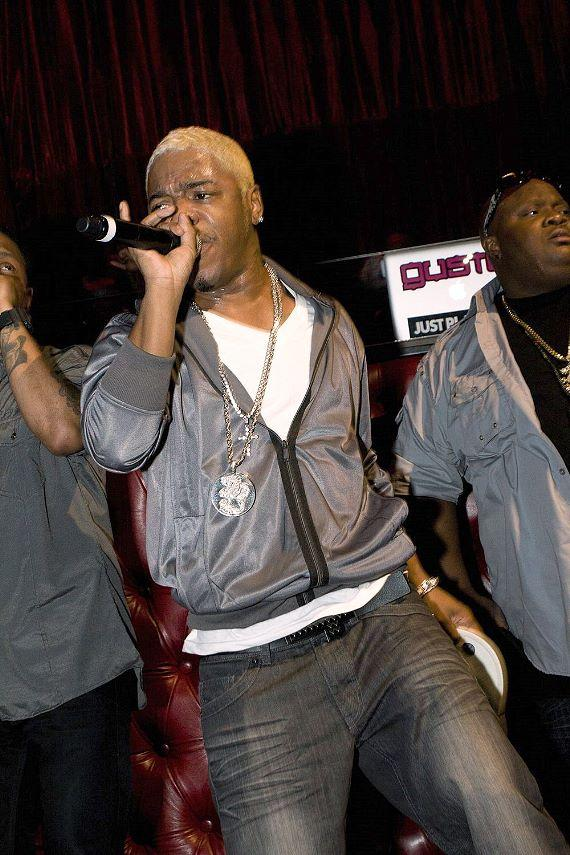 Sisqó and Dru Hill perform at LAX Nightclub
