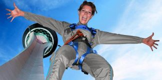 Stratosphere Celebrates Leap Year Day with 50 percent off SkyJump Feb. 29