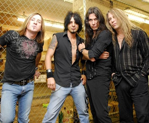 Hard Rock Bands Great White & Slaughter to Rock the Stage at Tropicana Las Vegas Nov. 18