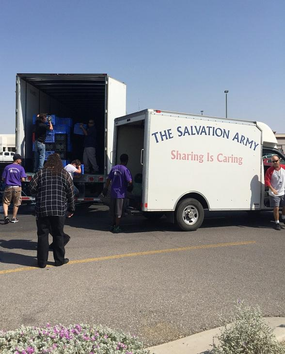 Smith's to Donate 5,040 Gallons of Water to Southern Nevada Charities
