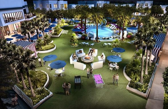 South Beach Resort Now Accepting Applications; Luxury Residential Development to Start Move-Ins this December
