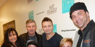 """Britney Spears' sons attend """"Mat Franco - Magic Reinvented Nightly"""" at The LINQ Hotel & Casino"""