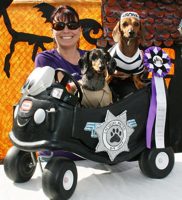 Family, Fur & Fun Festival Returns to Mountain's Edge on Oct. 13; Halloween Pet Costume Contest and Adoption Opportunities