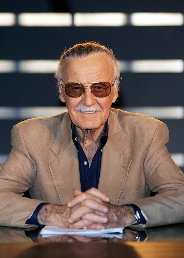 Comic Book Legend Stan Lee to Appear at 2010 NAB Show in Las Vegas