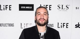 """EDM DJ/Producer Steve Angello Unveils """"Reflections"""" Exclusively at LiFE Nightclub"""