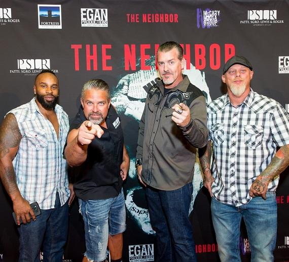 Bill Engvall, Alex Essoe, Melissa Bolona, Counting Cars cast, Danielle Harris, Coolie and more at
