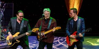 Steve Miller Band Makes Debut at Wynn Las Vegas' Encore Theater