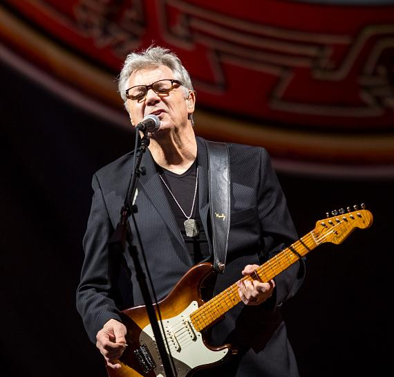 Steve Miller Band performs at The Cosmopolitan of Las Vegas