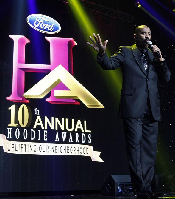 Steve Harvey to Host 11th Annual Celebration Honoring Local Neighborhood Stars with 2013 Ford Neighborhood Awards Show and Weekend of Events