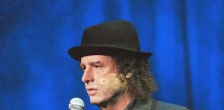 Steven Wright Returns to Treasure Island July 5