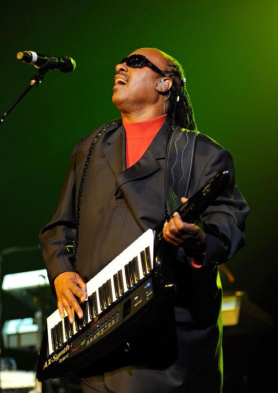 Stevie Wonder headlines New Year's Eve bash at The Cosmopolitan